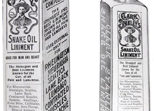 SEO is snake oil.